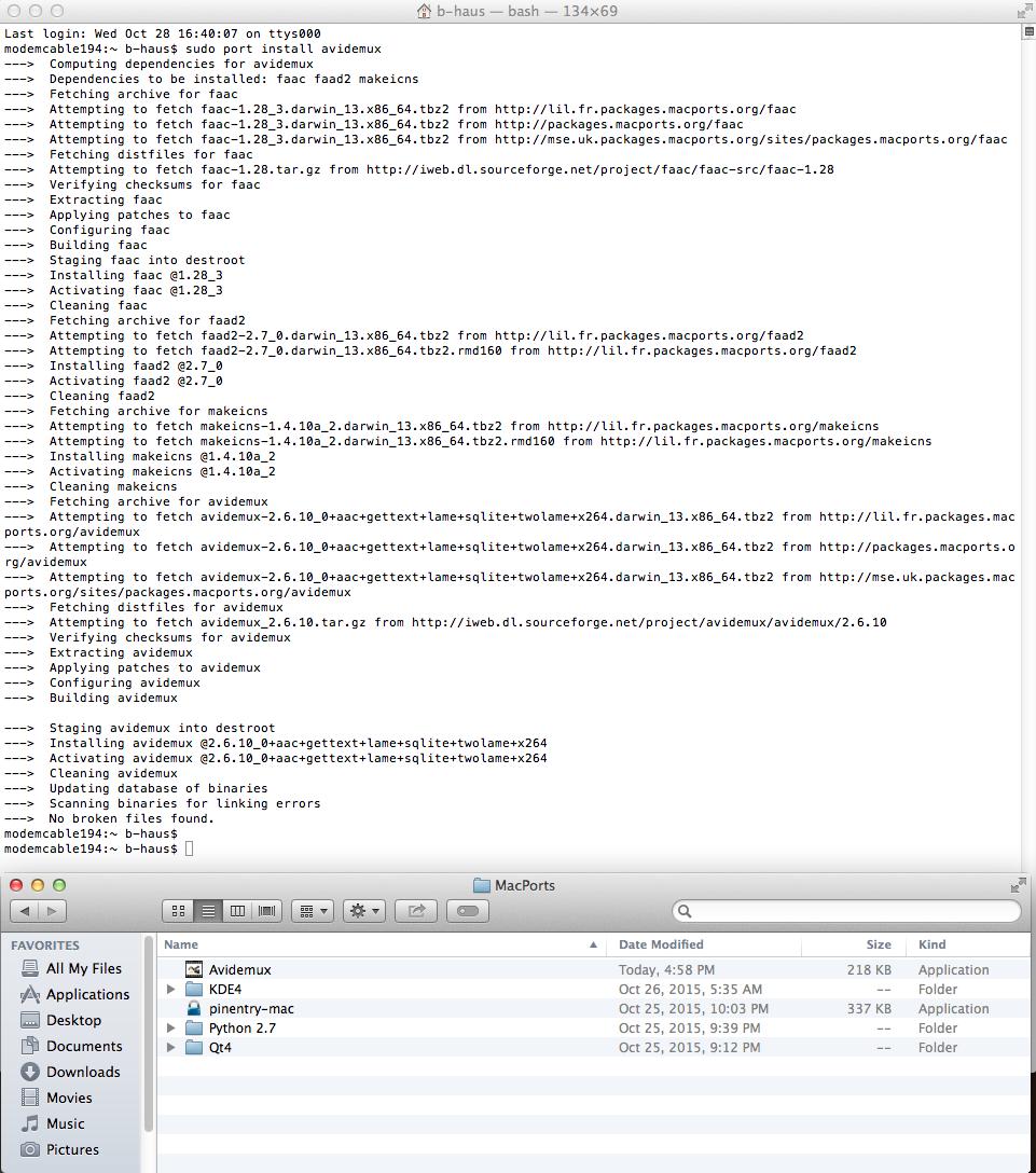 Install Dbus Python Mac