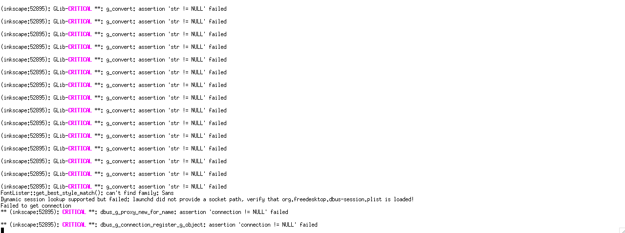 53378 (Dynamic session lookup supported but failed: launchd