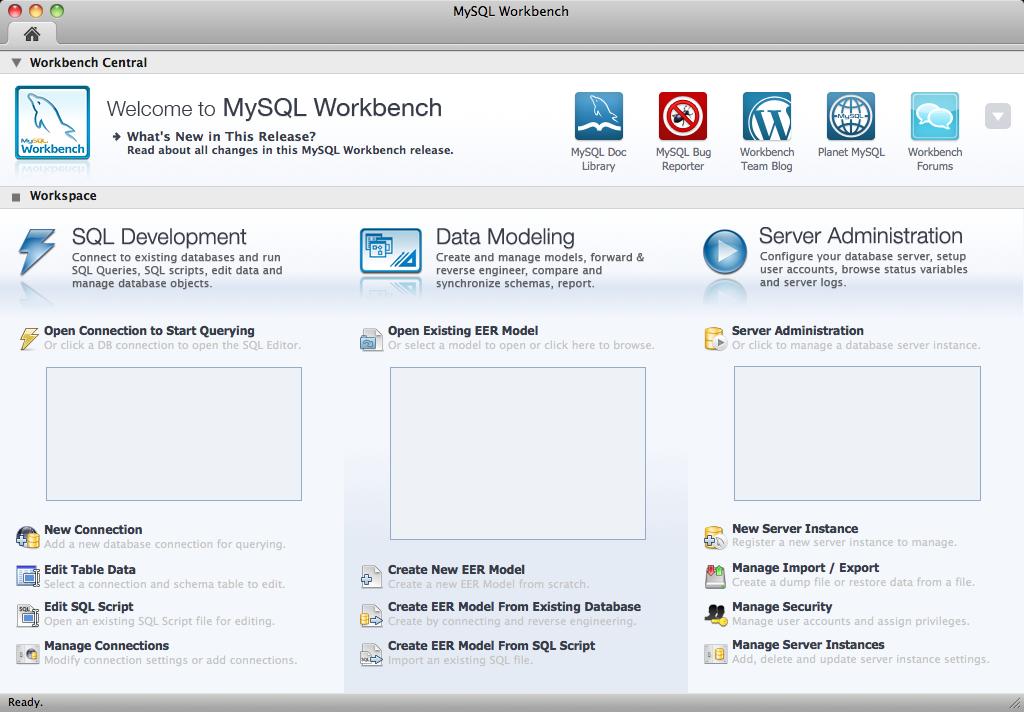 howto/MySQLWorkbench – MacPorts